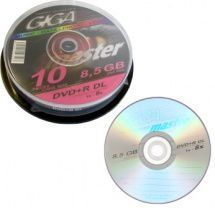 Gigamaster DVD+R DL 8x 8,5GB cena od 0,00 €