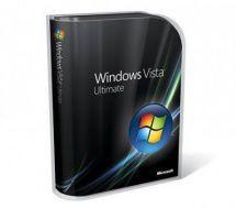 Microsoft Windows Vista HP UPGRADE na Windows 7 HP