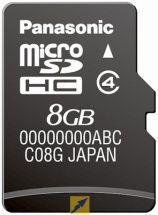 Panasonic RP-SM08GCE1K, 8GB
