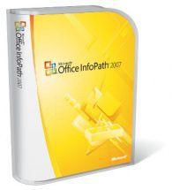 Microsoft MS InfoPath 2007 Win32 Slovak CD