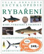 CESTY Velká obrazová encyklopedie rybaření cena od 0,00 €