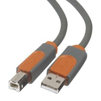 Belkin USB A/B 1,8m, Pro Series Hi-Speed