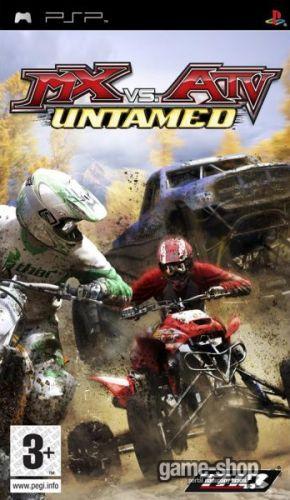 THQ PSP - MX vs ATV: Untamed