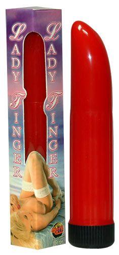 You2Toys Vibrátor plastový kabelkový červený cena od 4,96 €
