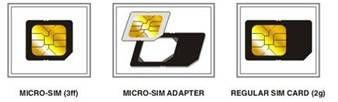 OEM Micro Sim Adaptér pro iPad/iPhone 4 cena od 0,00 €