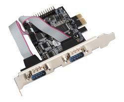 I-TEC PCIe 2x serial