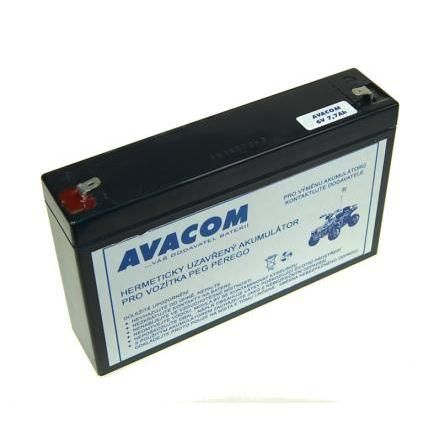 Avacom Náhradní baterie 6V 7,7Ah do vozítka Peg Pérego cena od 16,18 €