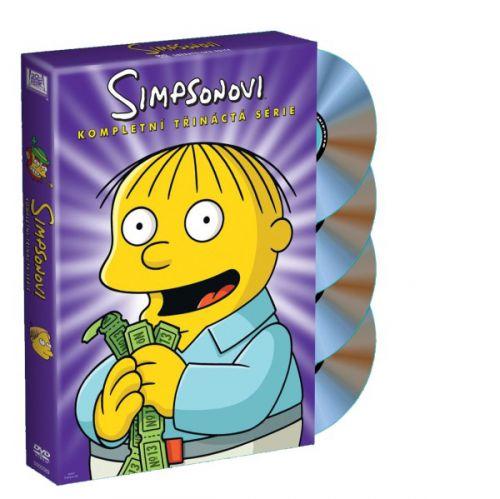20th Century Fox Simpsonovi - 13.sezona cena od 0,00 €