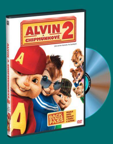 20th Century Fox Alvin a Chipmunkové 2 cena od 0,00 €