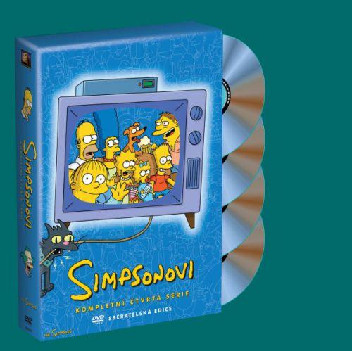 20th Century Fox Simpsonovi - 4. sezona cena od 0,00 €