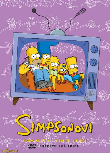 20th Century Fox Simpsonovi - 3. sezona cena od 0,00 €