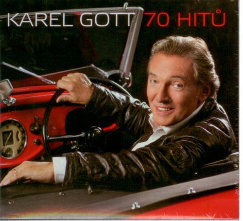 UNIVERSAL MUSIC, SPOL. S R.O. Gott Karel - 70 hitů - Když jsem já byl tenkrát kluk