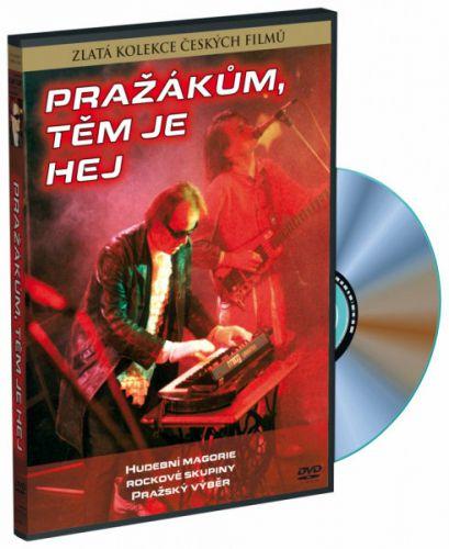 CENTRUM ČESKÉHO VIDEA, A.S. Pražákům, těm je hej cena od 0,00 €