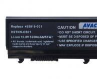 Avacom Baterie HP Pavilion DV3000 serie Li-ion 10,8V 5200mAh cena od 0,00 €
