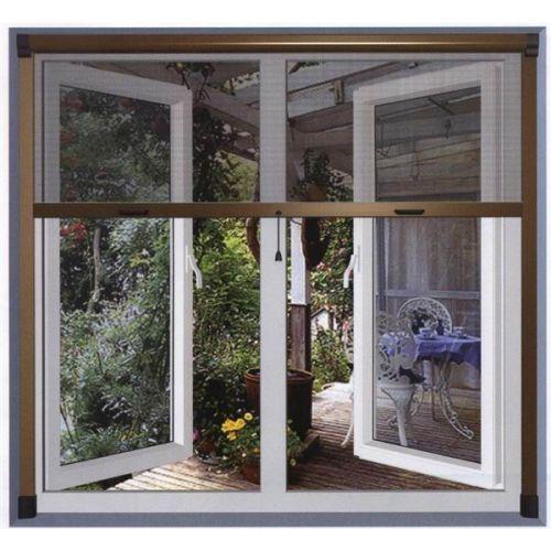 ROTT Síť okenní, 120x150 hnědá cena od 0,00 €