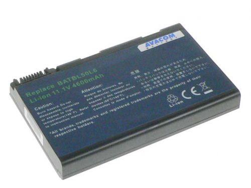 Avacom Baterie Acer Aspire 3100/5100, TM4200/3900 Li-ion 11,1V 4600mAh cena od 0,00 €
