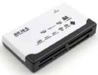 Power Energy Mobile Čtečka paměťových karet All-in-One Travel, SDHC