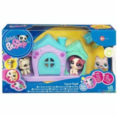 Hasbro Little Pet Shop LPS mini playset