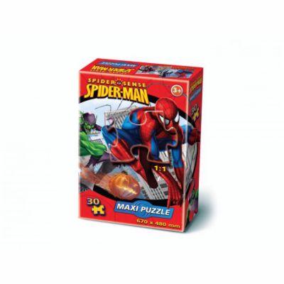 Bonaparte Puzzle MAXI 30 dílků krab. - Spiderman Sense I.