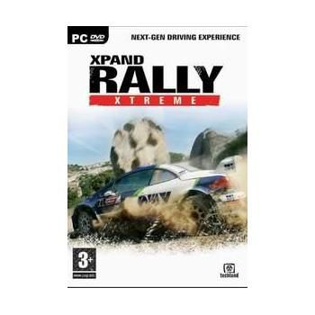 UBISOFT EXCLUSIVE Xpand Rally Xtreme pro PC