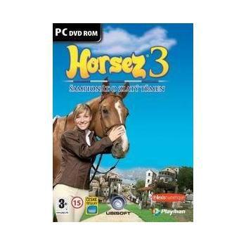 UBISOFT Horsez 3 : Šampionát o zlatý třmen pro PC