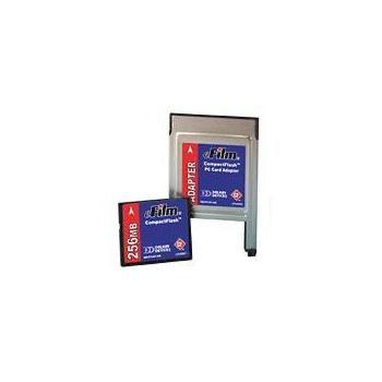 OEM PCMCIA Compact Flash Adapter, , červenýukce paměťové karty, CompactFlash Type I cena od 0,00 €