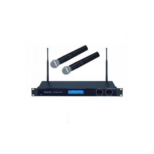 OMNITRONIC VHF-450 SET 2