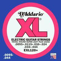 D'ADDARIO EXL120+