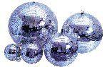 EUROLITE Zrcadlová koule 30cm