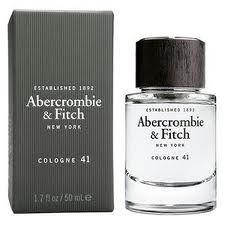 Abercrombie & Fitch Cologne 41 50ml cena od 0,00 €