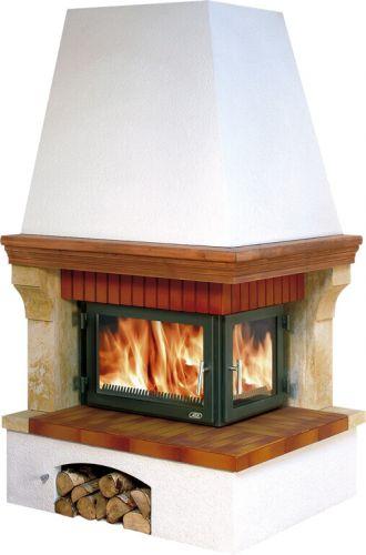 ABX London Klasik dřevěná římsa 4004 cena od 0,00 €