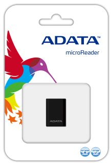 A-DATA MicroReader Ver.3 modrá LED