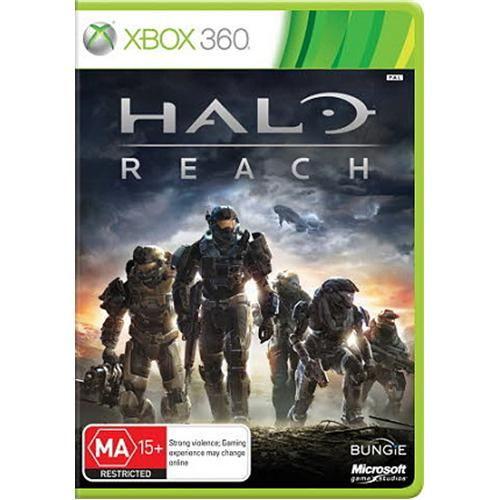 MICROSOFT XBOX 360 Halo Reach