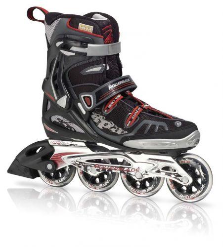 Rollerblade Spark 84 Black/Red 45,5 cena od 0,00 €