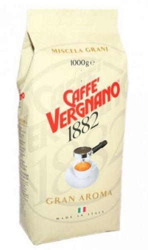 Vergnano Gran Aroma Bar zrnková káva 1kg cena od 15,40 €
