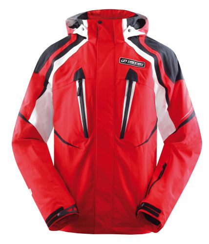 Hannah Higher Fiery red/anthracite S