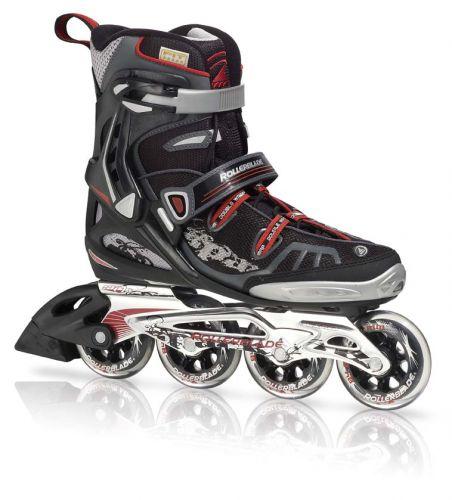 Rollerblade Spark 84 Black/Red 47,0 cena od 0,00 €
