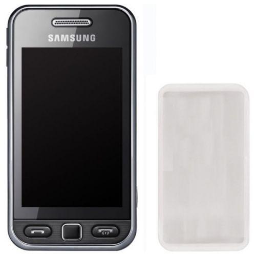 CELLY SILY, silikonový obal - SAMSUNG S5230 cena od 0,00 €