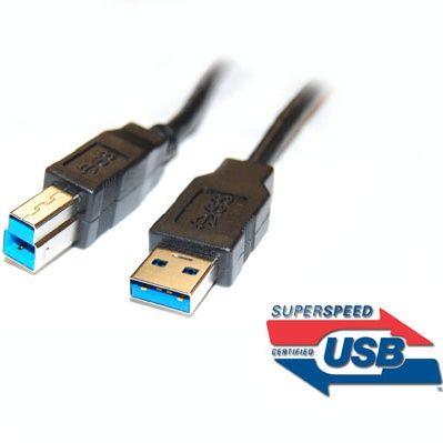PremiumCord USB 3.0, A-B, 2m