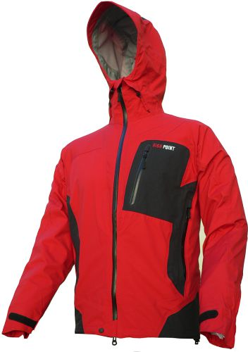 High Point Wanton Jacket Pro cherry/black zip L cena od 0,00 €