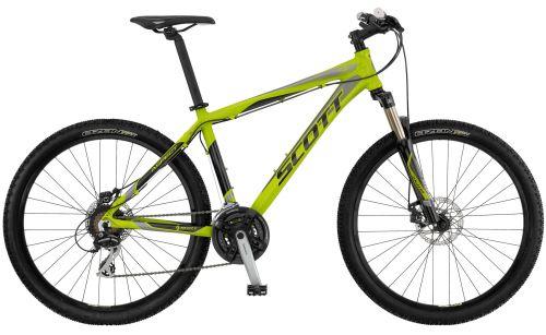 Scott Aspect 40 green/black M