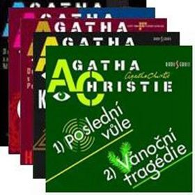 RADIOSERVIS Agatha Christie Komplet