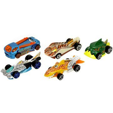 Mattel Hot Wheels HW Angličák 5ks