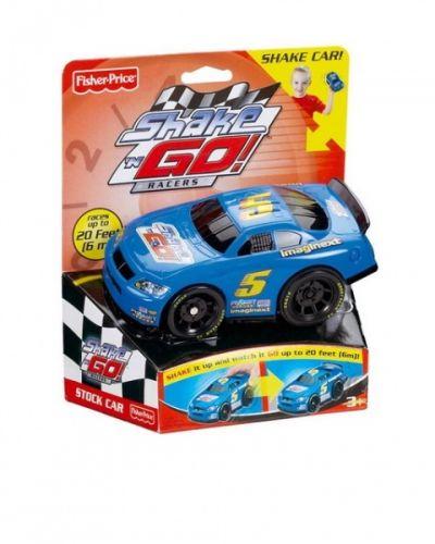 Fisher Price FP Shake & Go Závodné autíčka