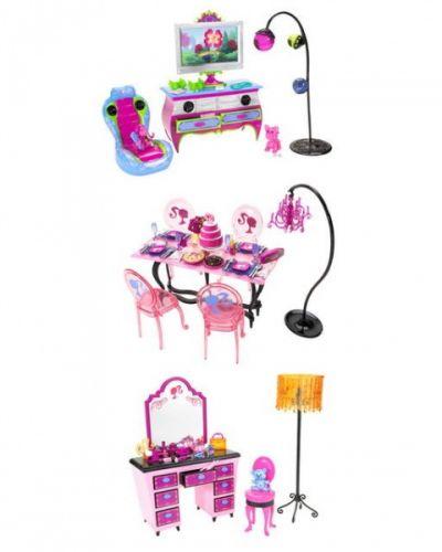 Mattel Barbie nábytok premium