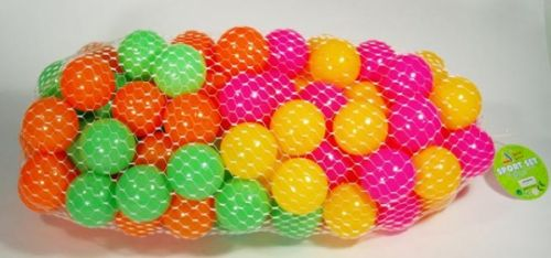 Mac Toys Plastové loptičky 100ks