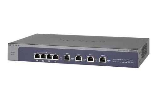 Netgear 4xGig.WAN, SSL VPN Firewall, SRX5308