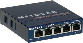 NETGEAR - 5 PORT GIG. Desktop switch, GS105GE