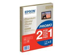 EPSON Prem. Glossy Photo Paper 255g A4 2x15 listů PROMO