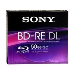 SONY 50GB přepisovatelné, 1ks